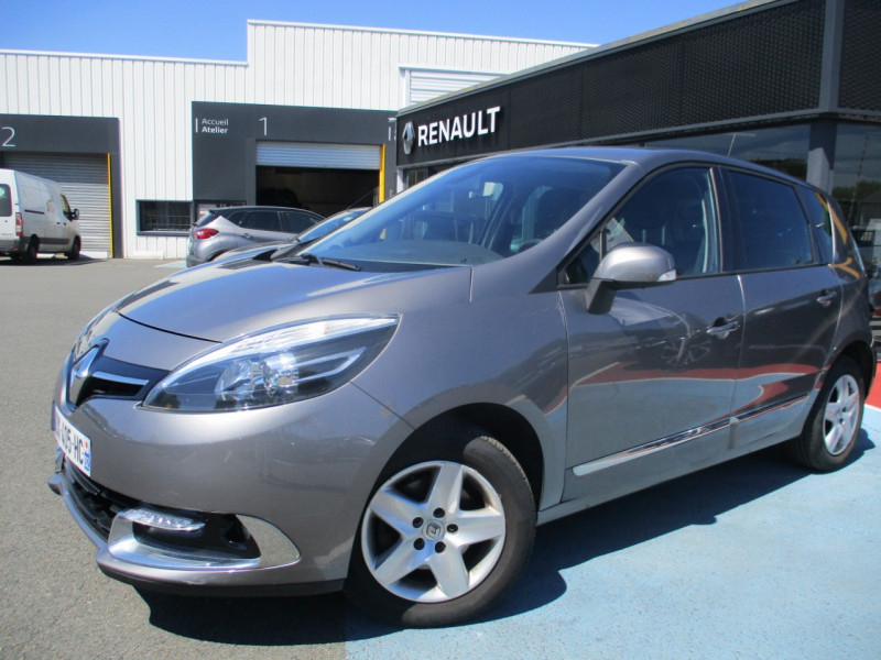 Renault SCENIC III 1.5 DCI 110CH BUSINESS EDC EURO6 2015 Diesel GRIS F Occasion à vendre