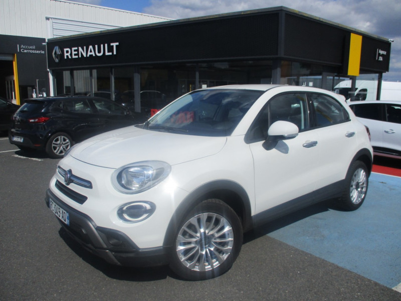 Fiat 500X 1.6 MULTIJET 120CH CITY CROSS Diesel BLANC Occasion à vendre
