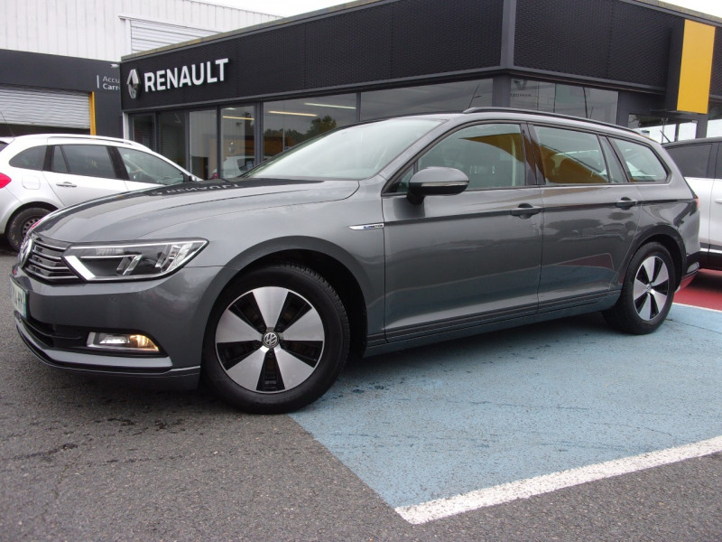 Volkswagen PASSAT SW 1.6 TDI 120CH BLUEMOTION BLUEMOTION BUSINESS Diesel GRIS C Occasion à vendre