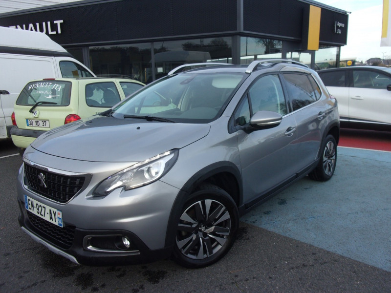 Peugeot 2008 1.6 BLUEHDI 100CH ALLURE BUSINESS S&S Occasion à vendre